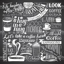 wallpaper coffee design coffee icon wallpaper stock vector art more images of arts culture