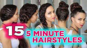 heatless hairstyles for thin hair easy 5 min hairstyles for long hair latest hairstyles haircuts
