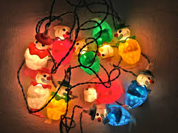 vintage christmas lights skool damage christian montone vintage midcentury christmas