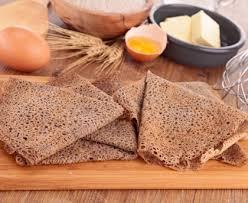 cuisiner le sarrasin pâte à crêpes levée au sarrasin recette de pâte à crêpes levée