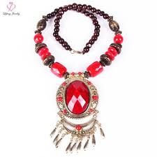 sapphire beads necklace images Indian large flat design peridot faceted bead necklace chunky ruby jpg