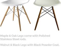 replica eames dsw chair fibreglass