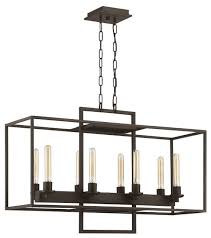 Jeremiah Lighting Chandeliers Jeremiah Lighting 3light Rubbed Bronze Pendant With Turinian Scavo