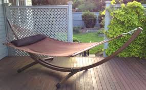 caribbean combo metal arc stand hammock u0026 pillow swings n