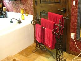 bathroom towel rack decorating ideas bathroom towel decor ideas stroymarket info