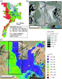 Unlv Map Large U2010scale Earthquake U2010hazard Class Mapping By Parcel In Las Vegas