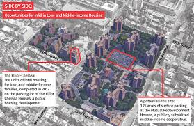 Infill Lot by Yes There Is Room To Build More Housing In New York City