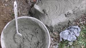 How To Make Homemade Concrete by How To Make A Fake Stone Step Out Of Concrete Diy Fake Rock Youtube