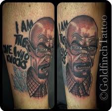 breaking bad tattoos that you u0027ll never shut up about