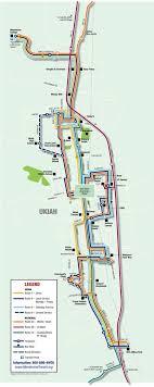 map ukiah mendocino transit authority mta transportation for
