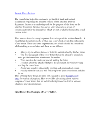 making a cover letter for a resume cover letter sample resume