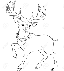 9 free printable deer coloring pages for kids 2016