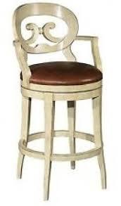 antique white swivel bar stool foter