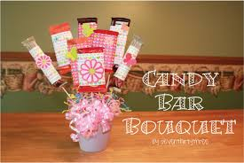 candy bar bouquet candy bar bouquet tutorial inspiration made simple