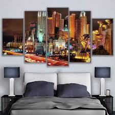 home decor stores las vegas wall art pictures home decor living room hd prints posters frame 5