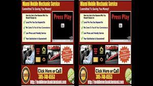 car junkyard miami fl mobile mechanic in miami florida auto car repair service