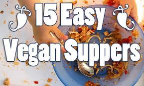 Easy Main Dish - 15 easy vegan main dishes care2 healthy living