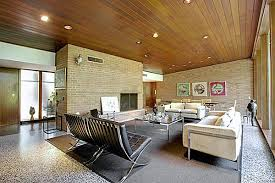 mid century modern home interiors interesting mid century modern home interiors fort worth for sale