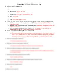 geo of swa study guide answer key docx social studies with