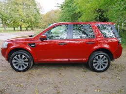 red land rover used red land rover freelander 2 for sale rac cars