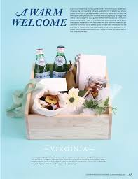 Welcome Baskets For Wedding Guests Welcome Bags Archives Southern Weddings
