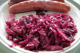 traditional german red cabbage rotkohl recipe