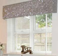 Glitter Window Curtains Install Glitter Window Pelmets For Your Home Perry Wood Homes