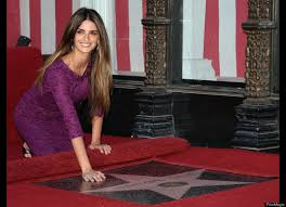 Hollywood Walk Of Fame Map Latino Stars Leave Their Mark On The Hollywood Walk Of Fame