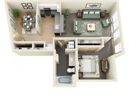 1 Bedroom Apartments Seattle by Mural Seattle Renterspages Com