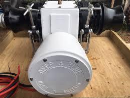 manual anchor windlass deep blue engineering electric u0026 hydraulic windlasses
