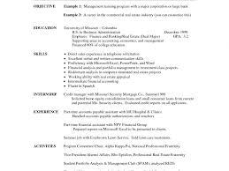 undergraduate resume template resume template student tradinghub