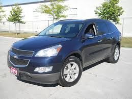 chevrolet traverse blue pre owned vehicles auto cross inc