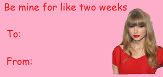 Valentine Card Meme - 10 funniest celebrity valentine s day cards
