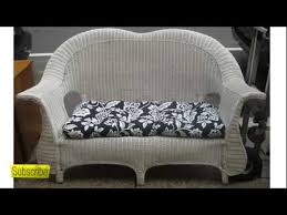 white wicker furniture conservatory furniture youtube