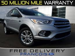 Ford Escape Trunk Space - new 2018 ford escape se 4d sport utility in belleville jua02581