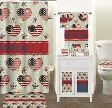 americana bathroom accessories set personalized potty training
