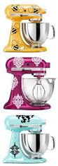 Kitchen Aid Colors by Best 25 Red Kitchenaid Mixer Ideas On Pinterest Best Kitchenaid
