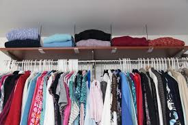 organizing closets how i became a hanger snob and you might too