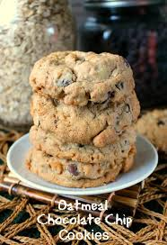 Nut Free Oatmeal Chocolate Chip Cookies Recipe Vegan In The Freezer