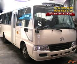 toyota van philippines toyota coaster 2016 car for sale tsikot com 1 classifieds