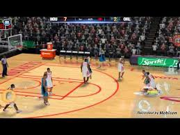 nba 2k14 android ally and dunk nba 2k14 in android