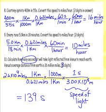 dimensional analysis problems worksheet worksheets