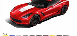 sve yenko corvette paint configurator gm authority