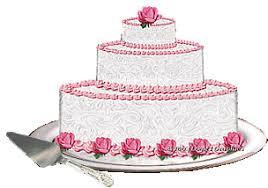 wedding cake gif a wedding the reception