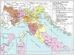 Bari Italy Map by Historical Maps Of Italy