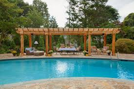 Pergola Kits Cedar by Wood Pergolas Photo Gallery At American Landscape Structures