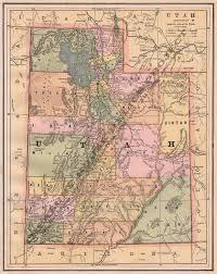 Utah Maps by Utah State Maps