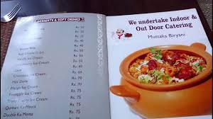 multi cuisine suswagath a multi cuisine restaurant in meerpet hyderabad menu