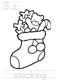 outline of christmas tree