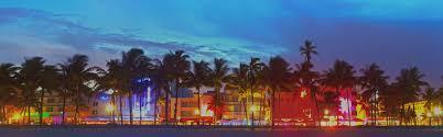 imagenes miami de noche cosas que hacer en miami de noche big bus tours